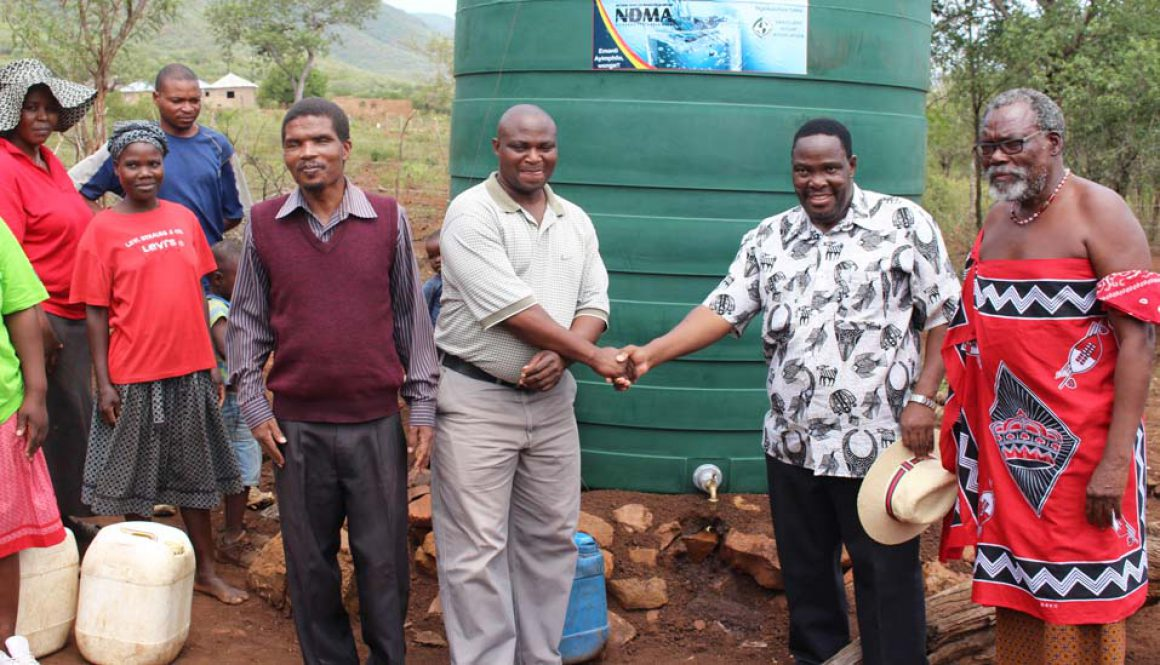 SUGAR INDUSTRY PROVIDES RELIEF TO DROUGHT STRICKEN